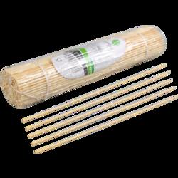 Sateprikker bamboe FSC 250mm Ø3,0mm pak 2000st. Biodore