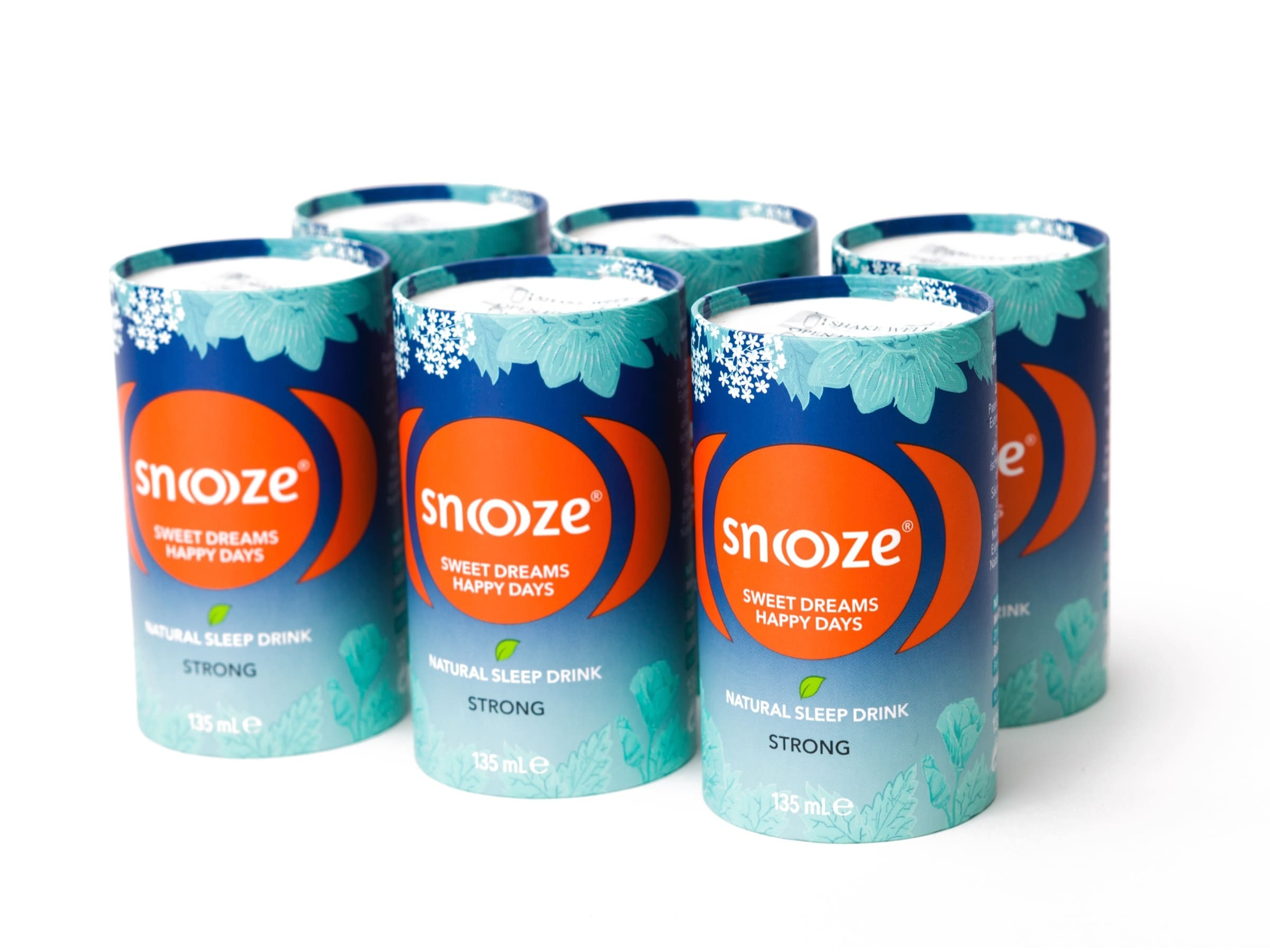 Snoooze Strong 6st.*135ml.