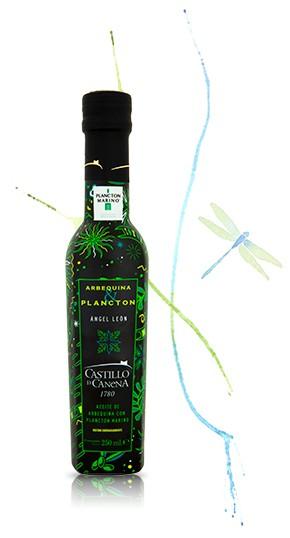 Olijfolie Arbequina Plankton 250ml. Castollo de Canena