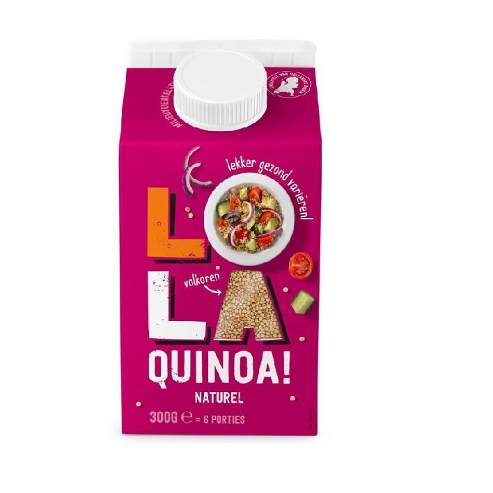 Lola Quinoa naturel 300 gram
