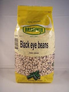 Zwarte oogbonen 1000gr. Brandwijk