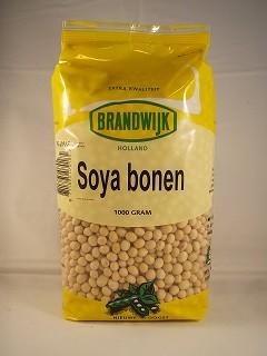 Soja bonen 1000gr. Brandwijk