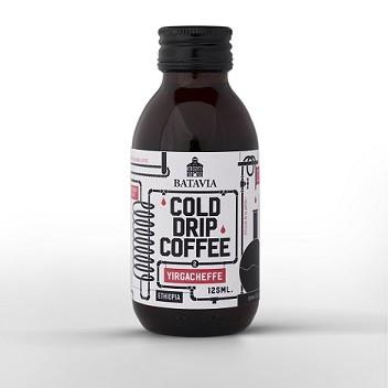 Batavia Cold drip coffee Ethiopië Yirgacheffe 125 ml/ tht 12 nov 2018