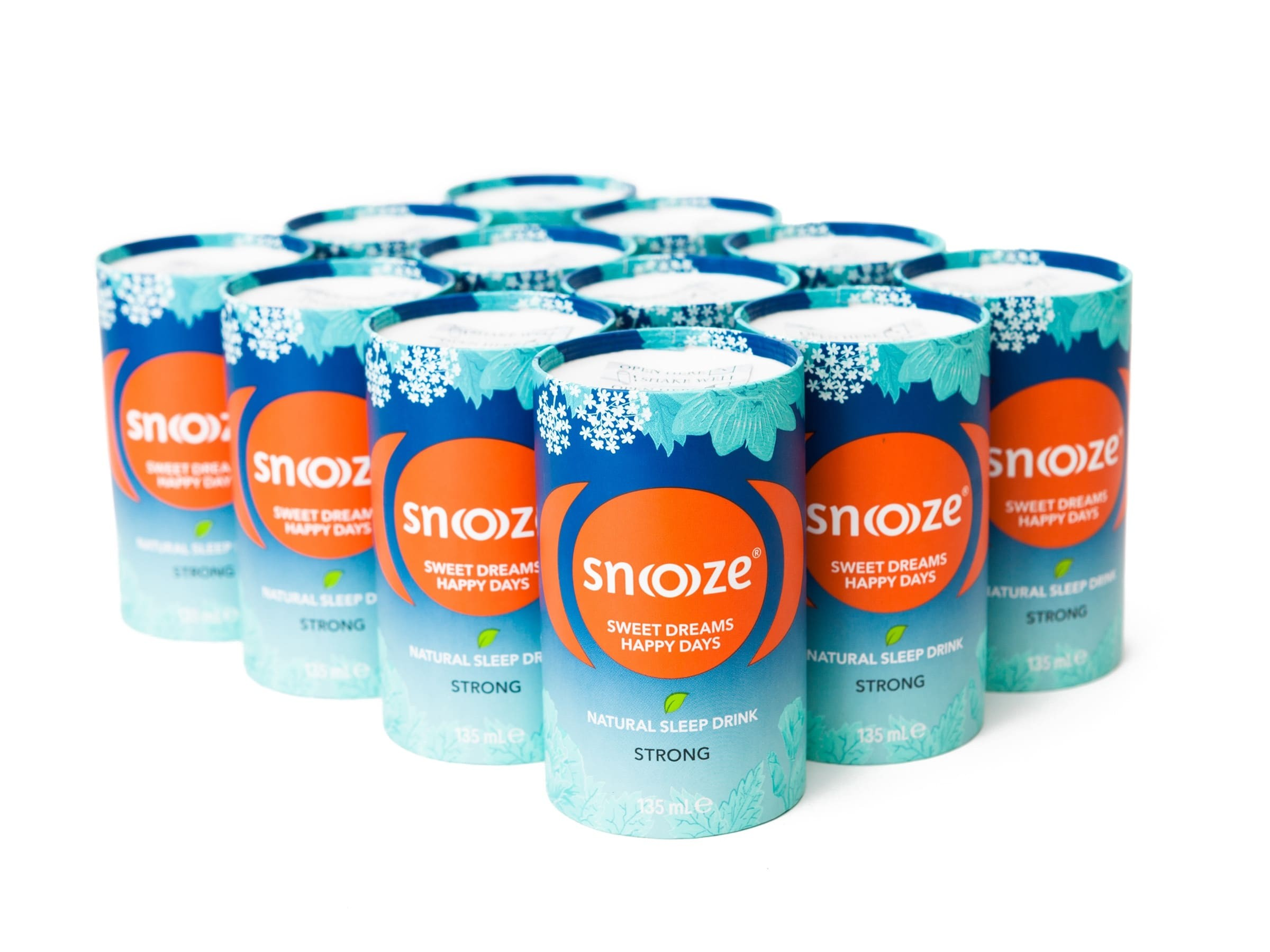 Snoooze Strong 12st.*135ml.