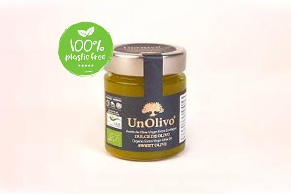 UnOlivo marmelade van olijfolie pot 150gr.
