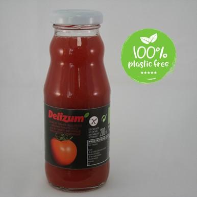 Tomatensap BIO 12fl. van 200ml. Delizum