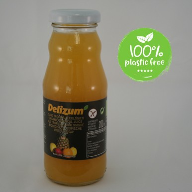 Tropicalsap BIO 200ml. Delizum