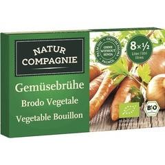 Groentebouillonblokjes 84gr. Natur Compagnie