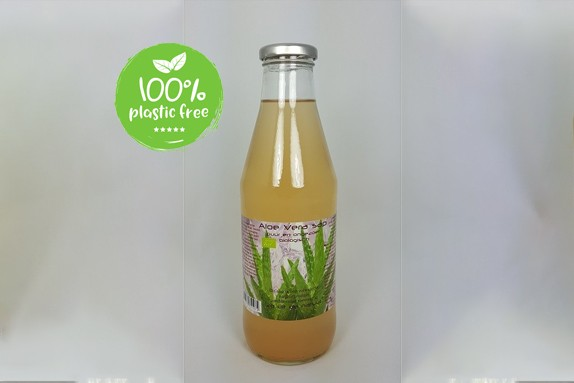 Aloe Verasap BIO 750ml. Dutch Cranberry