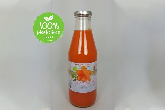 Wortelsap BIO 750ml. Dutch Cranberry