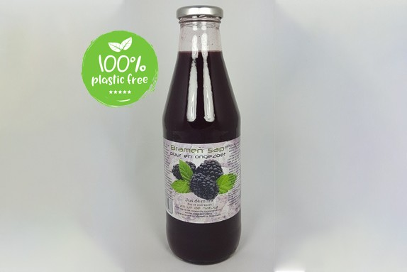 Bramensap 750ml. Dutch Cranberry