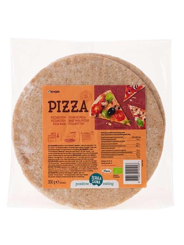 TerraSana pizzabodem 2 stuks