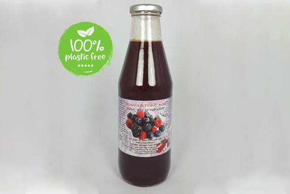 Bosvruchtensap 750ml. Dutch Cranberry