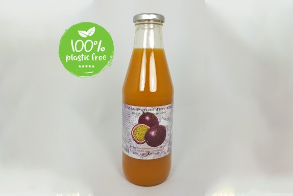 Passievruchtensap 750ml. Dutch Cranberry