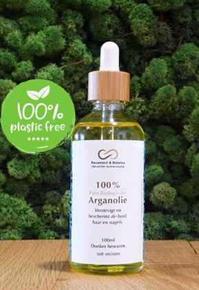 Arganolie 100ml. Reconnect & Balance