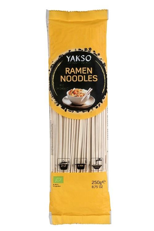 Yakso Ramen Noodles 250g