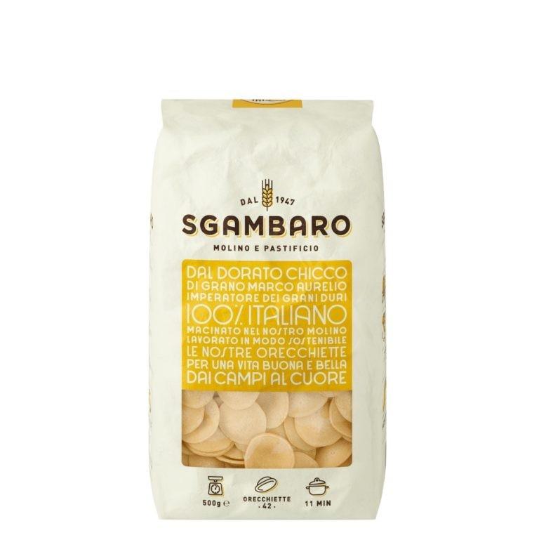 Pasta Orecchiette 500gr. Sgambaro