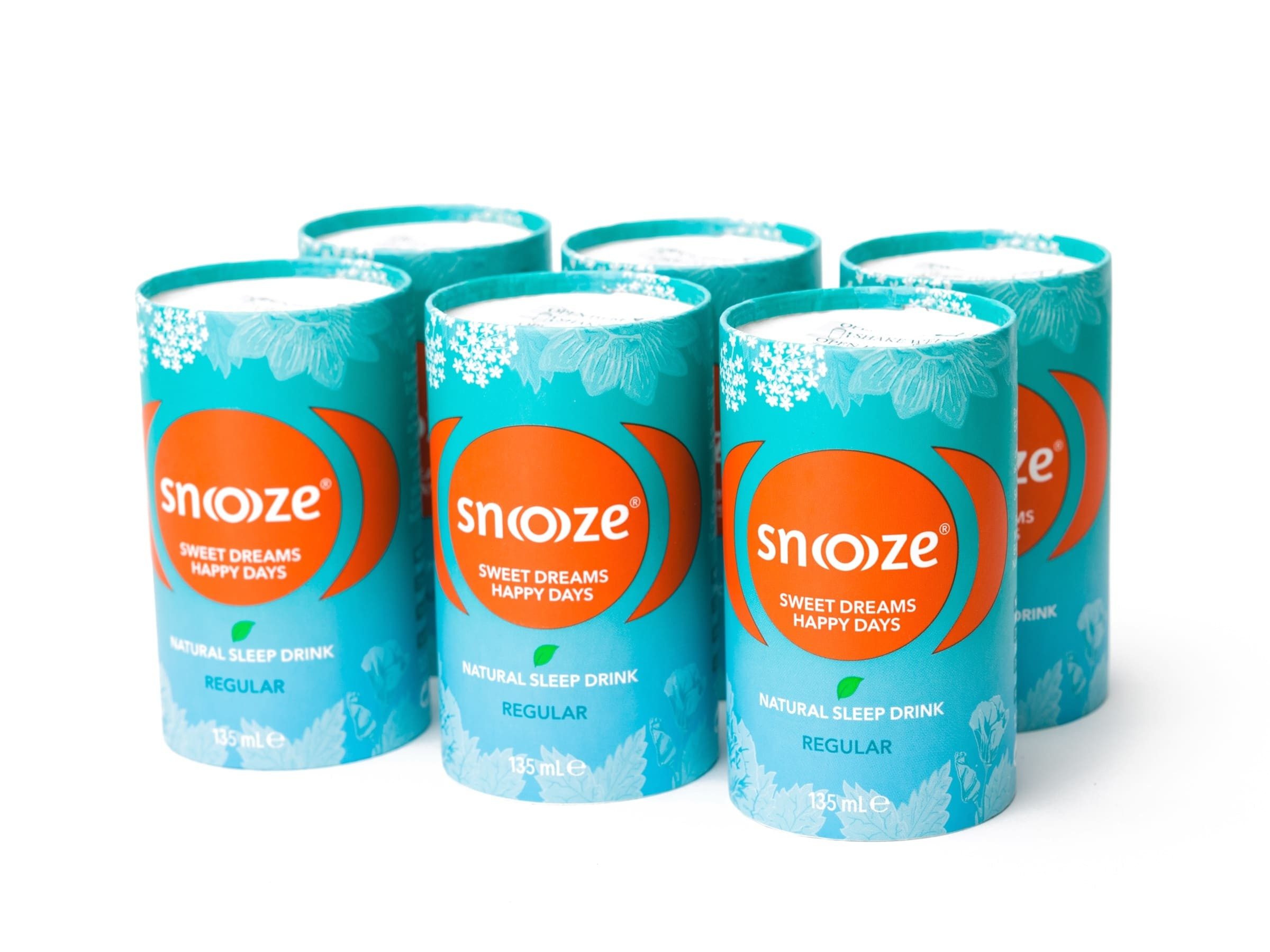 Snoooze Regular 6st * 135ml.