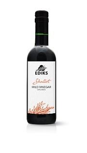 Edik Mild Vinegar Shallot/ sjalotazijn BIO 375ml. Ediks
