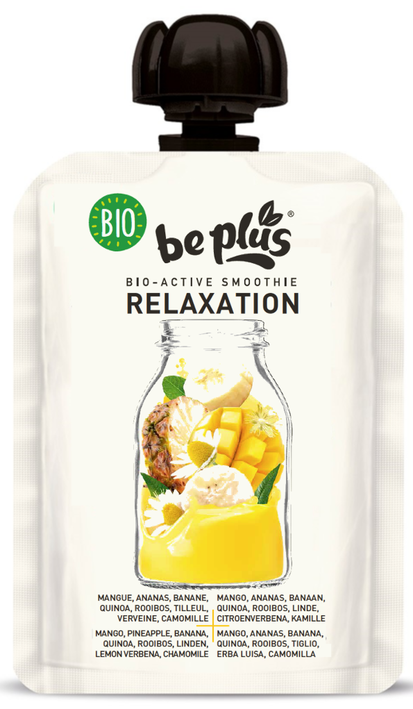 Smoothie Relax 14st.*150gr. BIO Be Plus