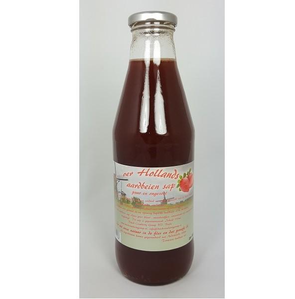 Aardbeiensap 750 ml. Dutch Cranberry