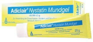 Adiclair Mondgel 25gr.
