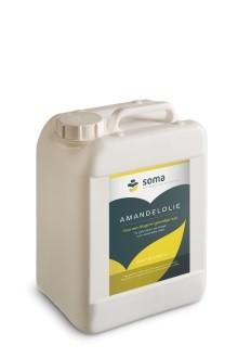 Amandelolie jerrycan 5liter. Soma