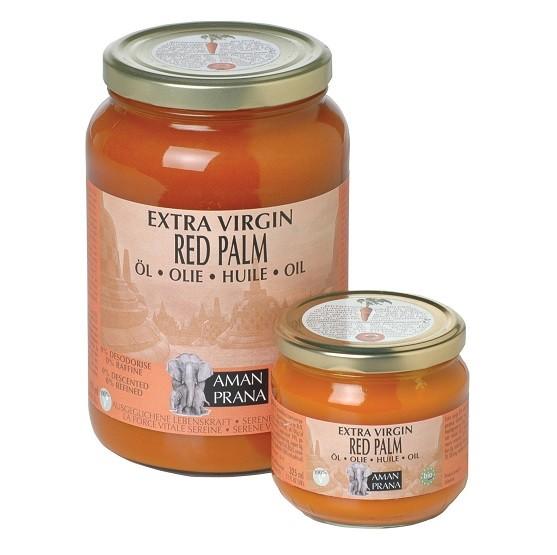 Amanprana rode palmolie BIO 325 ml