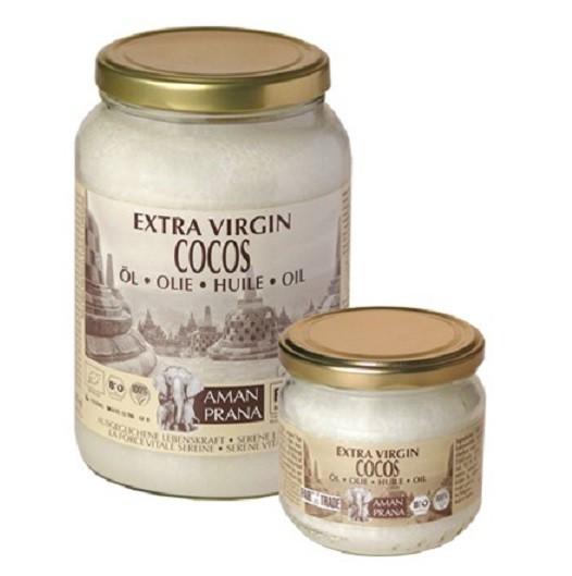 Amanprana extra vierge Kokosnootolie BIO 1000 ml