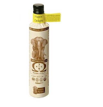 Amanprana Okinawa omega olie Happy Delight 100ml