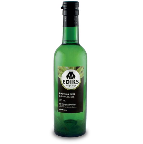 Ediks angelica azijn 375 ml.