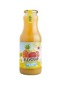 Flevosap Appel ananas perzik 1 liter