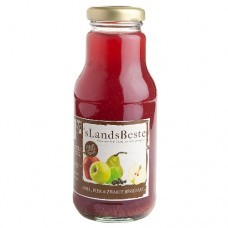 Appel-peer-zwarte bessensap 250 ml. 's Lands Beste