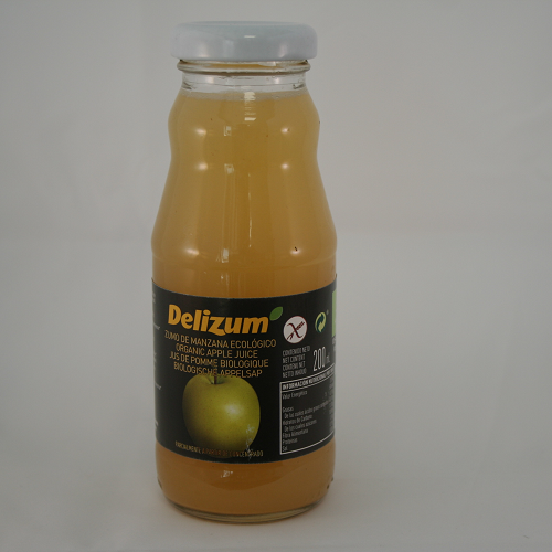 Delizum Appelsap BIO 200 ml