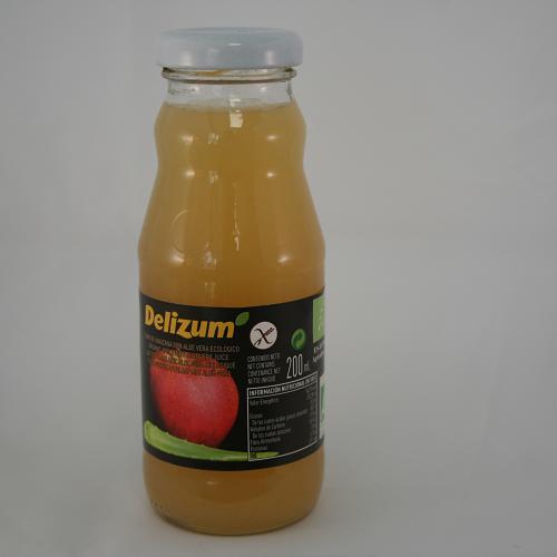 Delizum Appelsap Aloë Vera BIO 200 ml