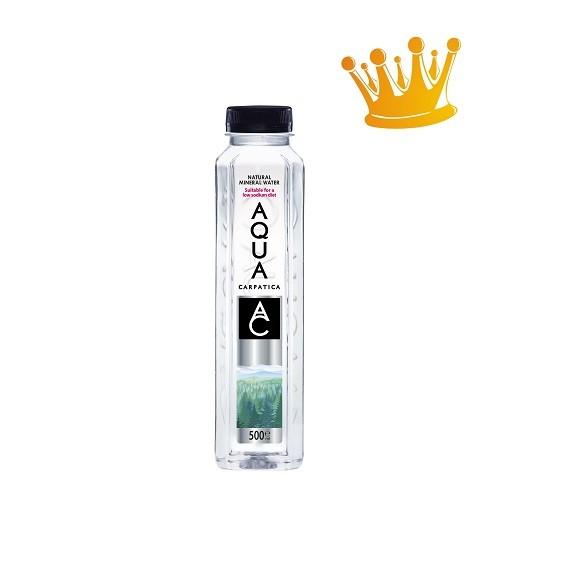 Aqua Carpatica bronwater plat 500 ml(pet)