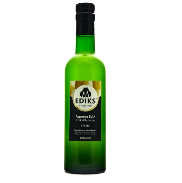 Ediks asperge azijn 375 ml.