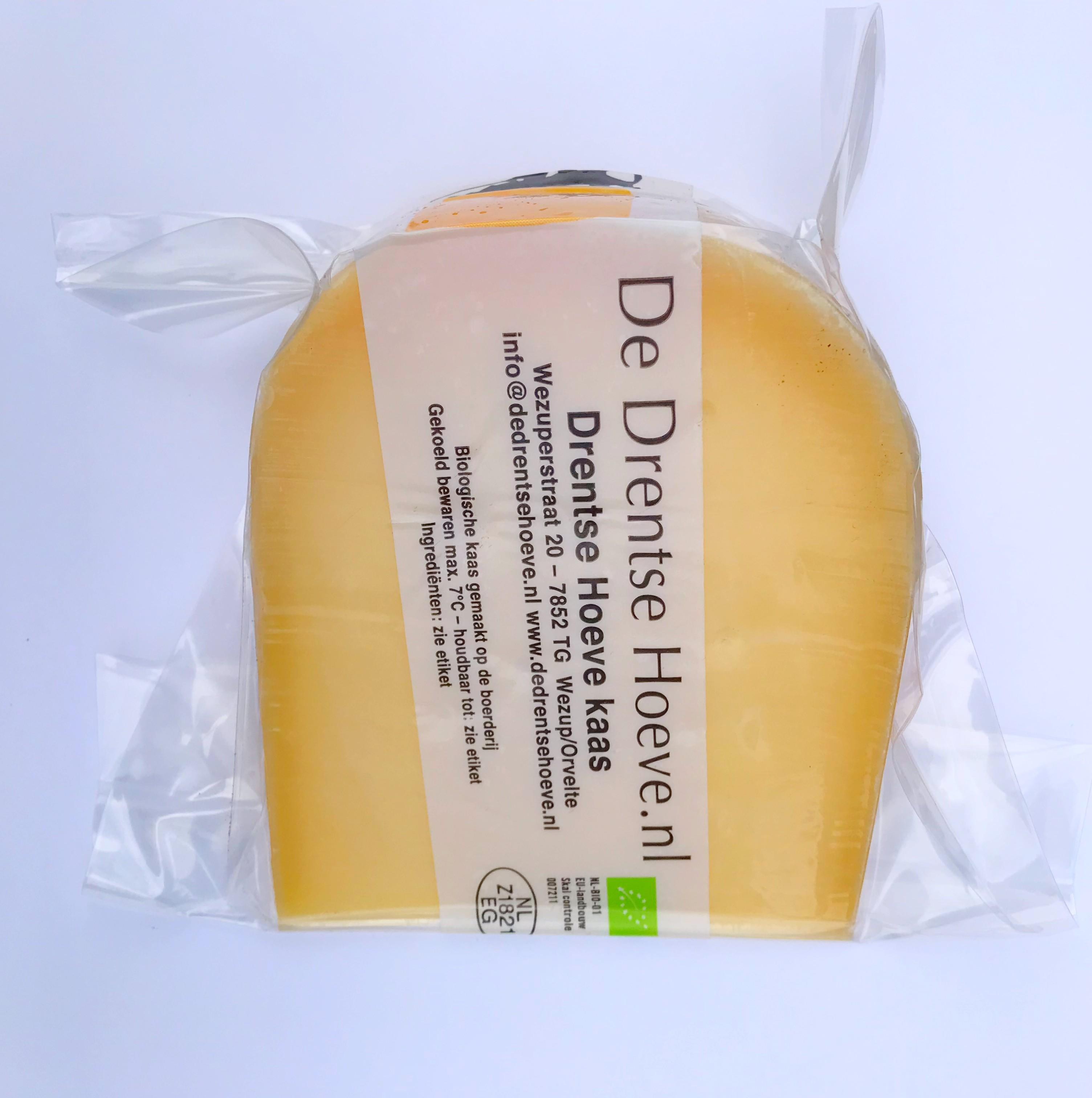 Belegen kaas De Drentse Hoeve