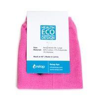 Beschermhoes roze 0.8ltr. Retap waterfles