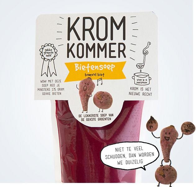 Kromkommer Bietensoep 570 ml
