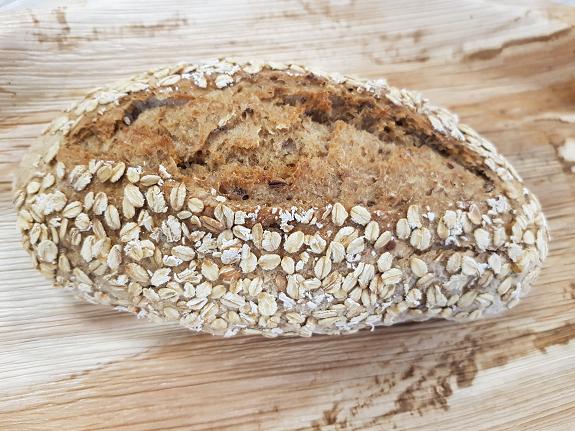 Desemenzo Haverbrood afbak zuurdesem ca.450 gr