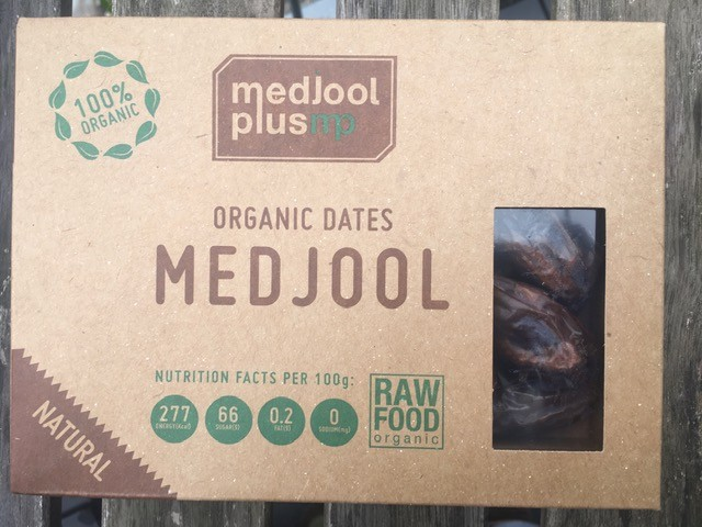 Dadels Medjool BIO 500gr.