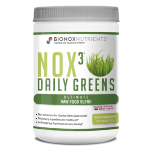 Bionox 3 Daily Greens 240gr. BlueNature