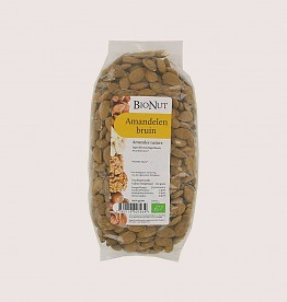 BioNut Bruine amandelen 1 kg