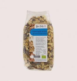 BioNut Gemengde noten geroosterd&gezouten 1 kg
