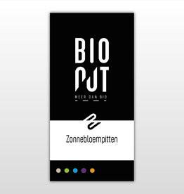 Zonnebloempitten BIO 500gr. Bionut