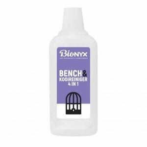 Bench- en kooireiniger 750ml. Bionyx