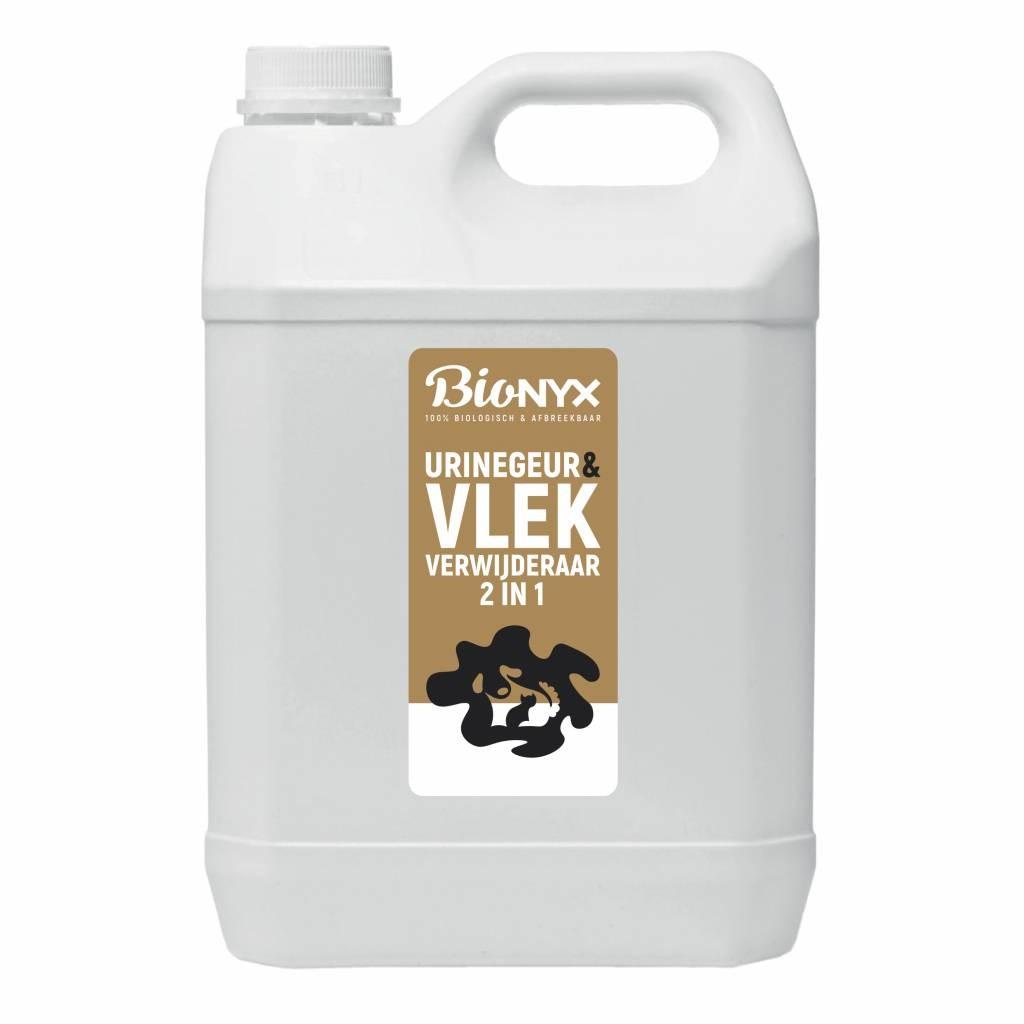 Urinegeur & -vlekverwijderaar 2 in 1 5ltr. BIOnyx