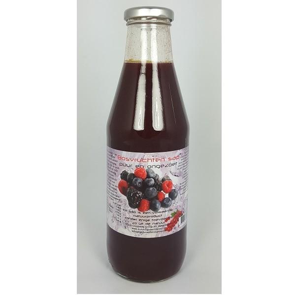 Bosvruchtensap 750 ml. Dutch Cranberry