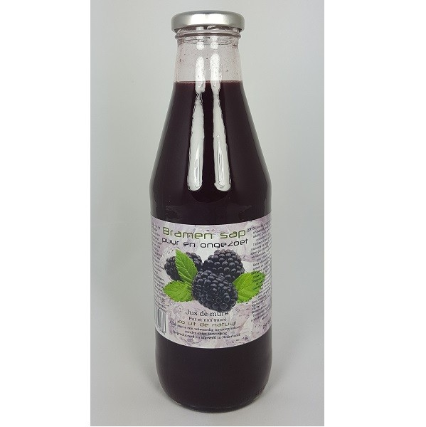 Dutch Cranberry Bramensap 750 ml